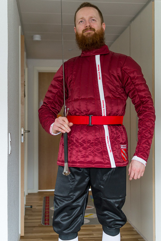 review of neyman fencing jacket and trousers hema forums