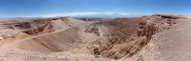 panoramique depuis le mirador