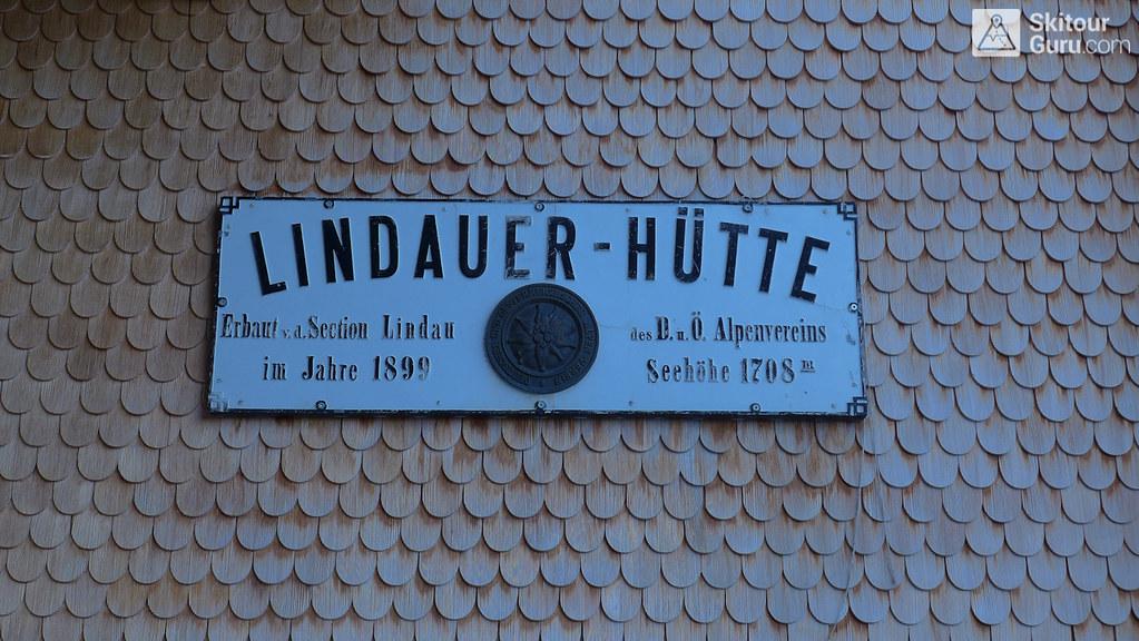 Lindauer Hütte Rätikon Österreich foto 03