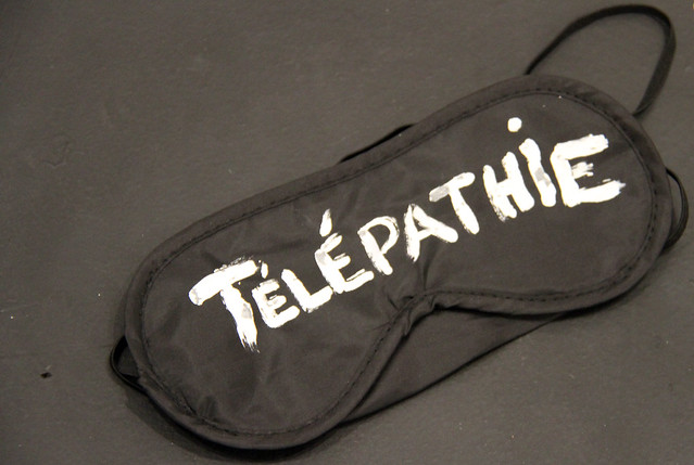 TÉLÉPATHIE - SOMOSPECES≠ - EL ALBÉITAR 16.04.16