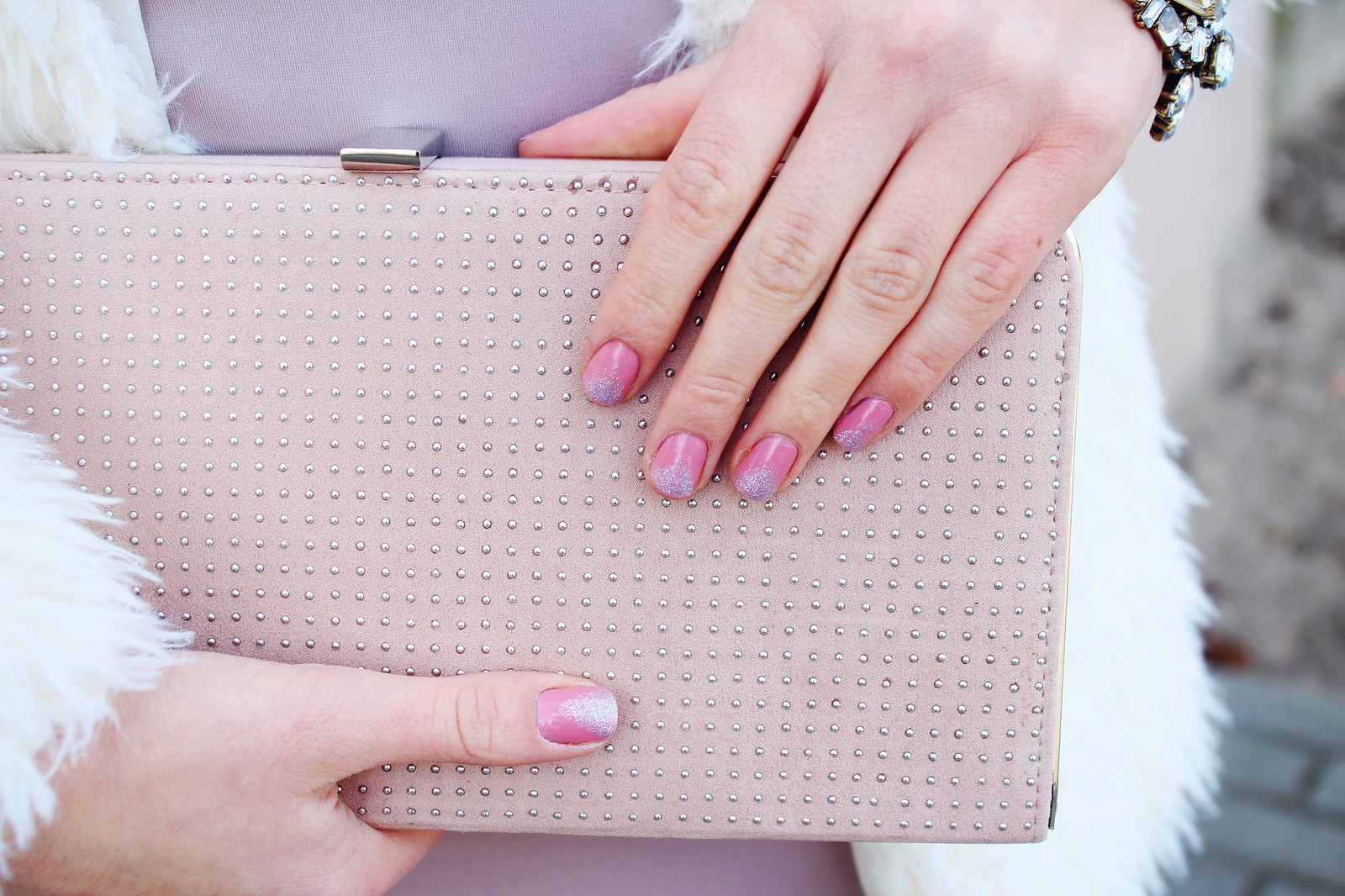 Dorothy Perkins clutch