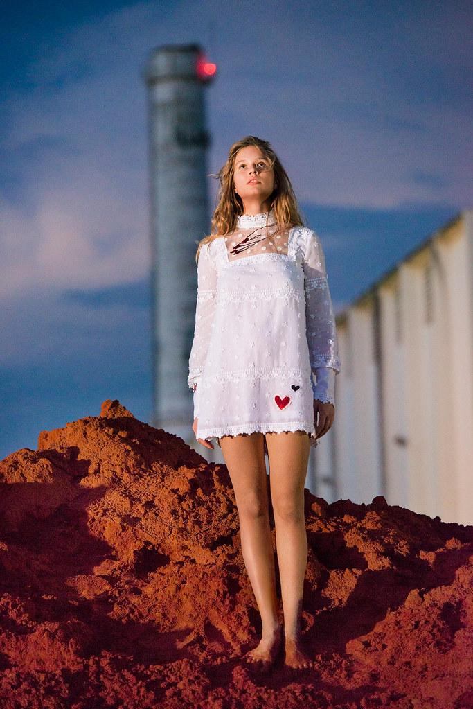 Анна Эверс — Фотосессия для «Stern Mode» 2016 – 12