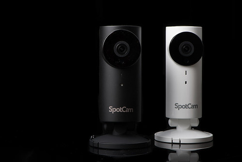 SpotCam Wireless Home Security Camera