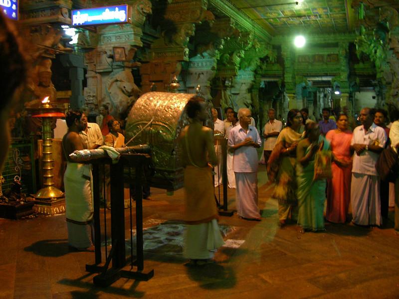 Ceremonia del Aarti
