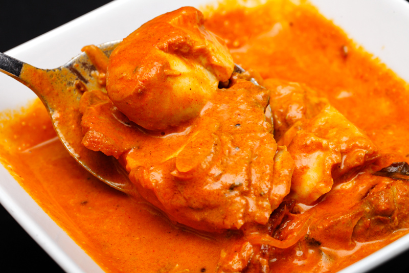 Aliyaa Fish Curry
