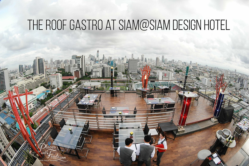 the roof at siam siam design hotel