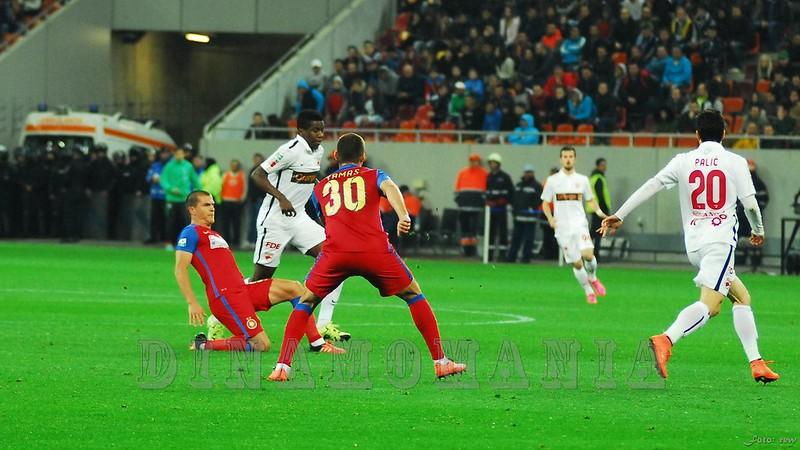 steaua - Dinamo 2-2 Cupa 2016