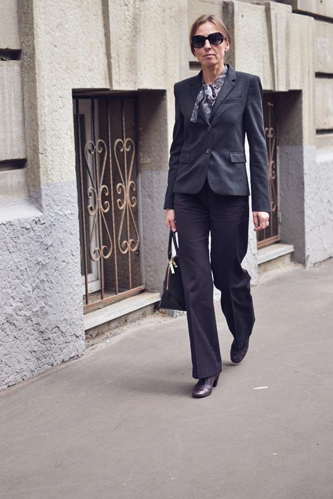 street style wide leg pants 6