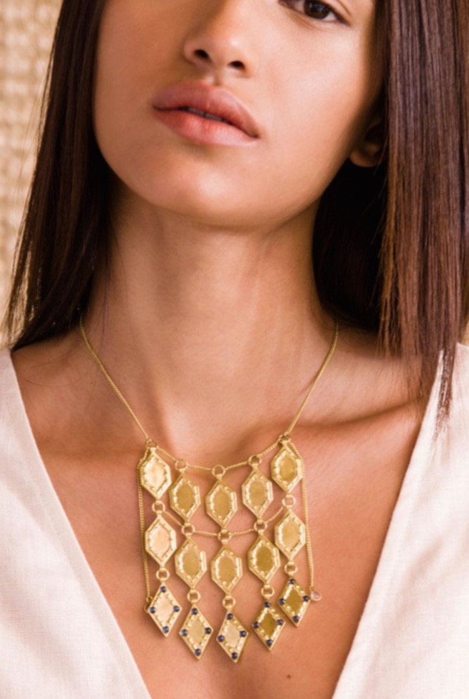 Ospina Statement Necklace