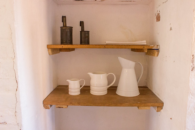 Boscobel House kitchen