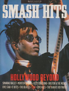 Smash Hits, July 30, 1986 – p.01