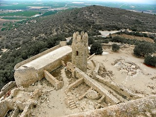 Hình ảnh của Castell d'Ulldecona. catalunya montsià ulldecona castellcastle