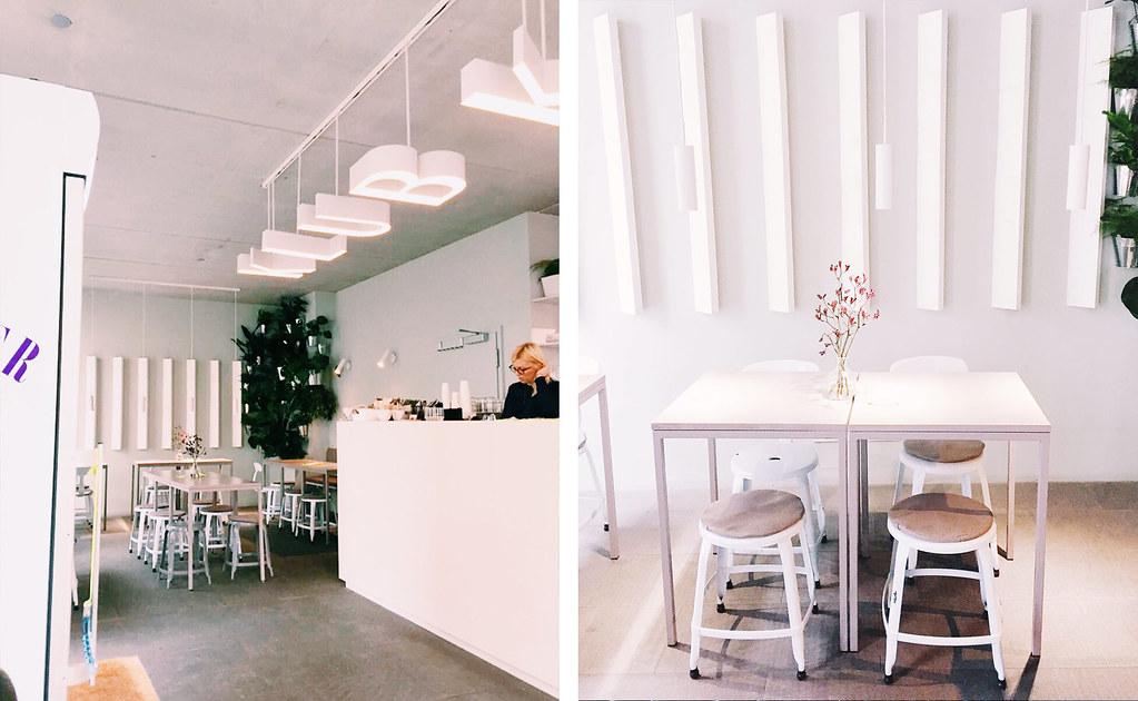 Café Type Hype in Berlin Mitte