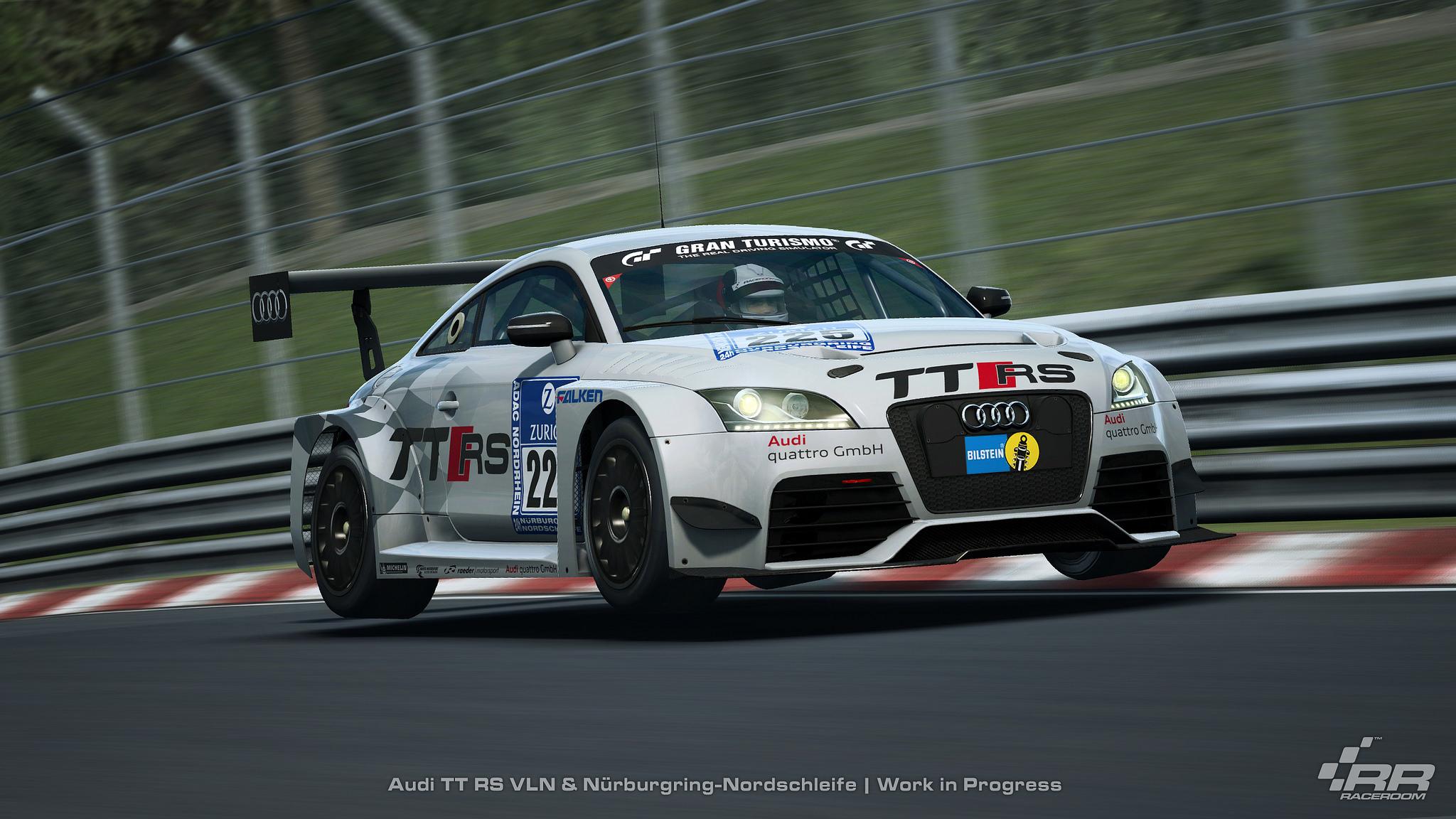 Audi Tt Rs Game: Bsimracing