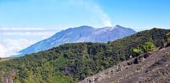 Turrialba Volcano from Irazú
