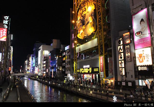 大阪周遊-道頓崛搭船62