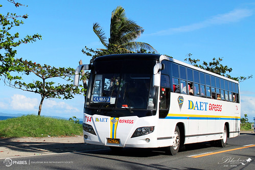 bus express society fuso mitsubishi philippine isuzu enthusiasts daet partex 6d22 mrseries philbes cqr660