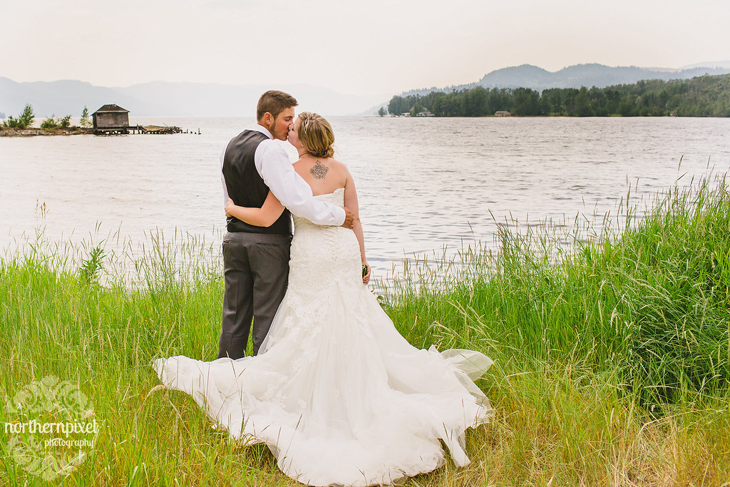Northern BC Wedding Photographers Francois Lake