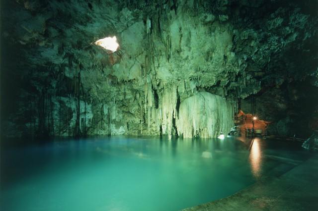 Cenote X´keken