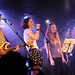 smchughuk posted a photo:	Secret Goldfish, Oran Mor Glasgow. Celtic Connections, 28th January 2016