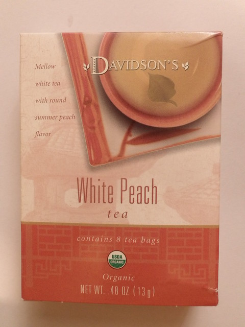 Heavy on Fashion Reviews - Davidson's Tea