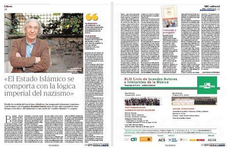 16a09 Entrevista Boualem Sansal