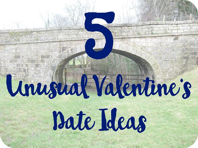 Five Unusual Valentine's Date Ideas