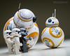 BB-8 :  Uncanny Resemblance.