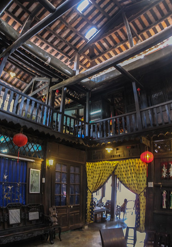 Hoi An: la maison Phùng Hu'ng