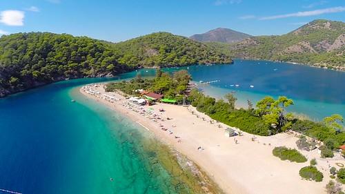 Oludeniz Beach in Fethiye