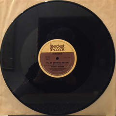 DNEROY MORGAN:I'LL DO ANYTHING FOR YOU(RECORD SIDE-B)