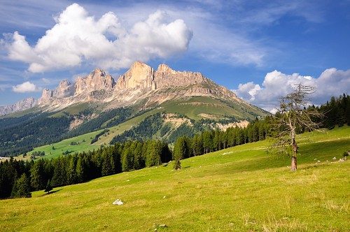 italy mountains italia dolomiti rosengarten montañas catinaccio dolomitas