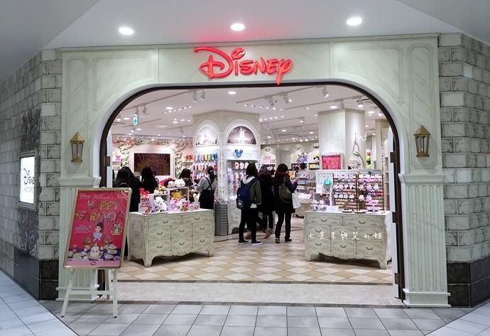 2 日本東京購物原宿白色迪士尼Disney Store