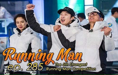 [Vietsub] Running Man Tập 285