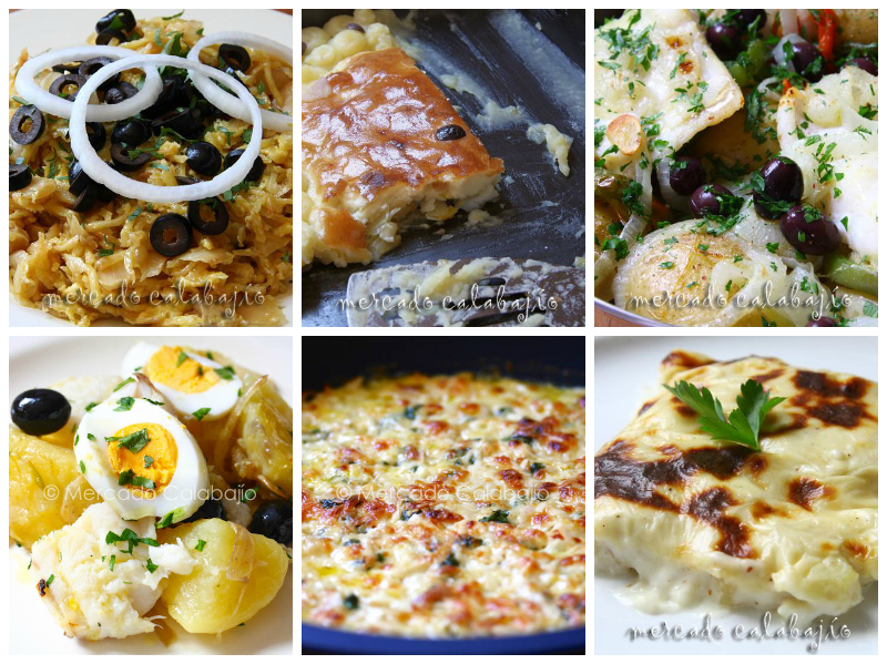 Collage de Bacalhaus