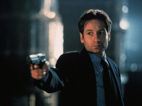 The X-Files - Mulder
