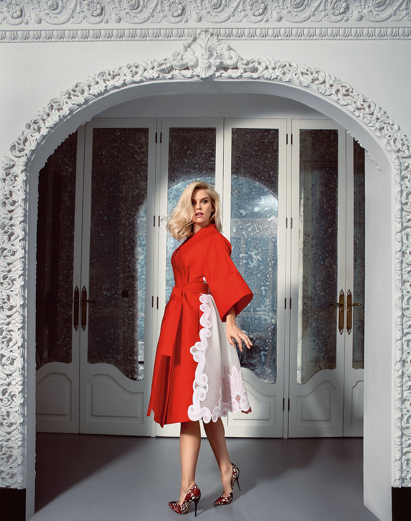 Элис Ив — Фотосессия для «HELLO! Fashion» 2015 – 3