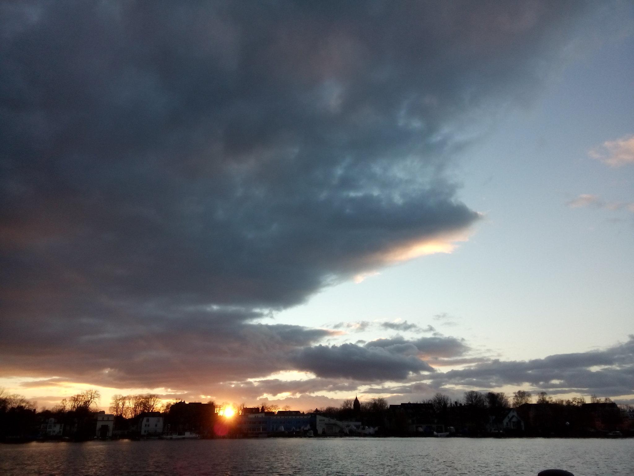 Evening in Köpenick