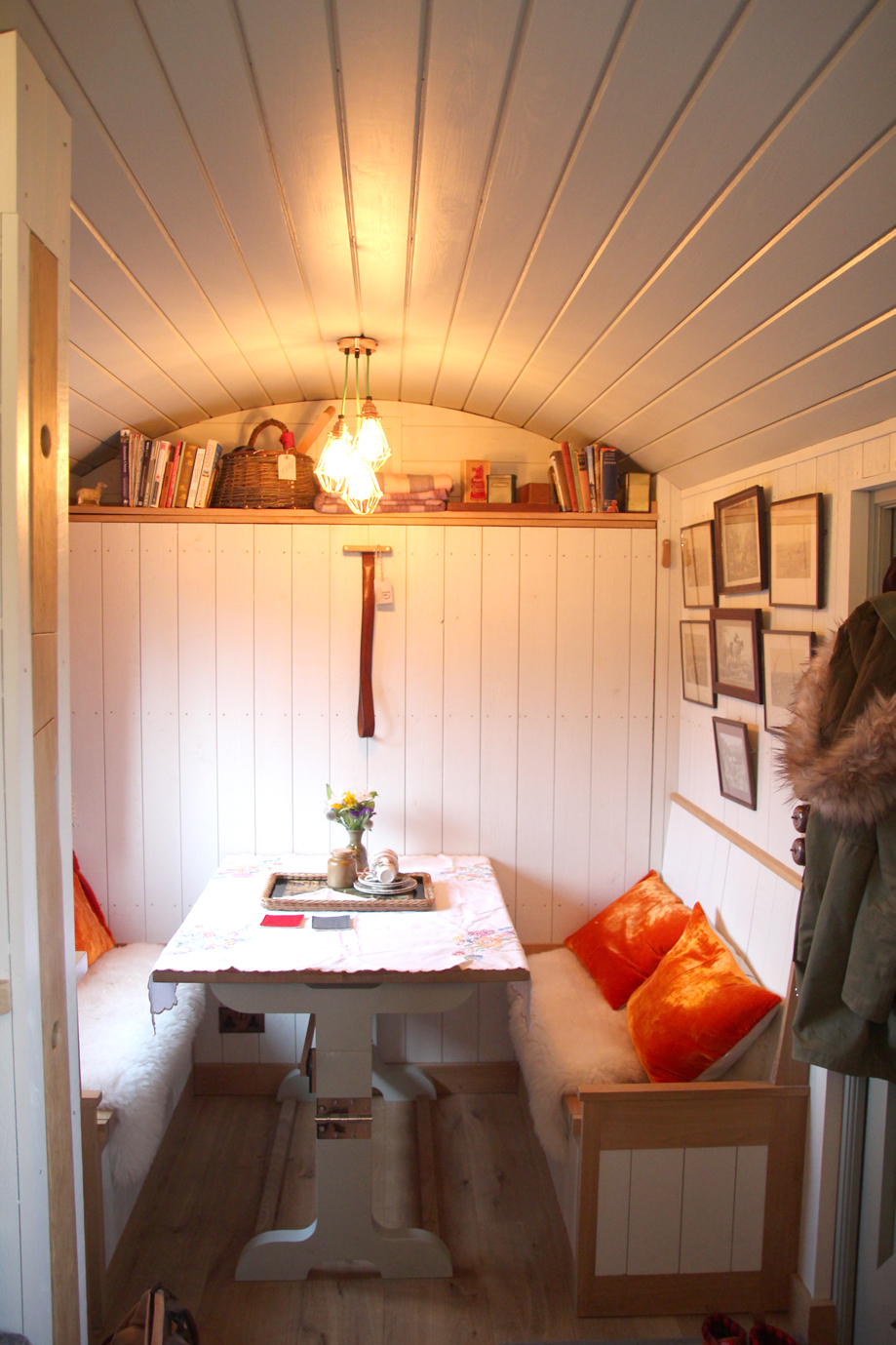 Dimpsey Shepherds Hut