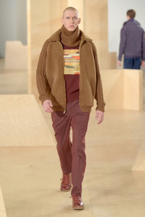 Perry Ellis Men's RTW Fall 2016