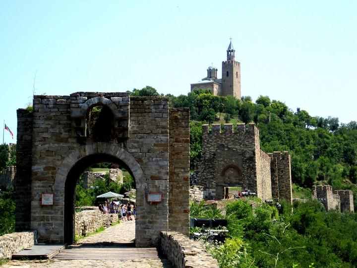 Fortaleza de Veliko Tarnovo