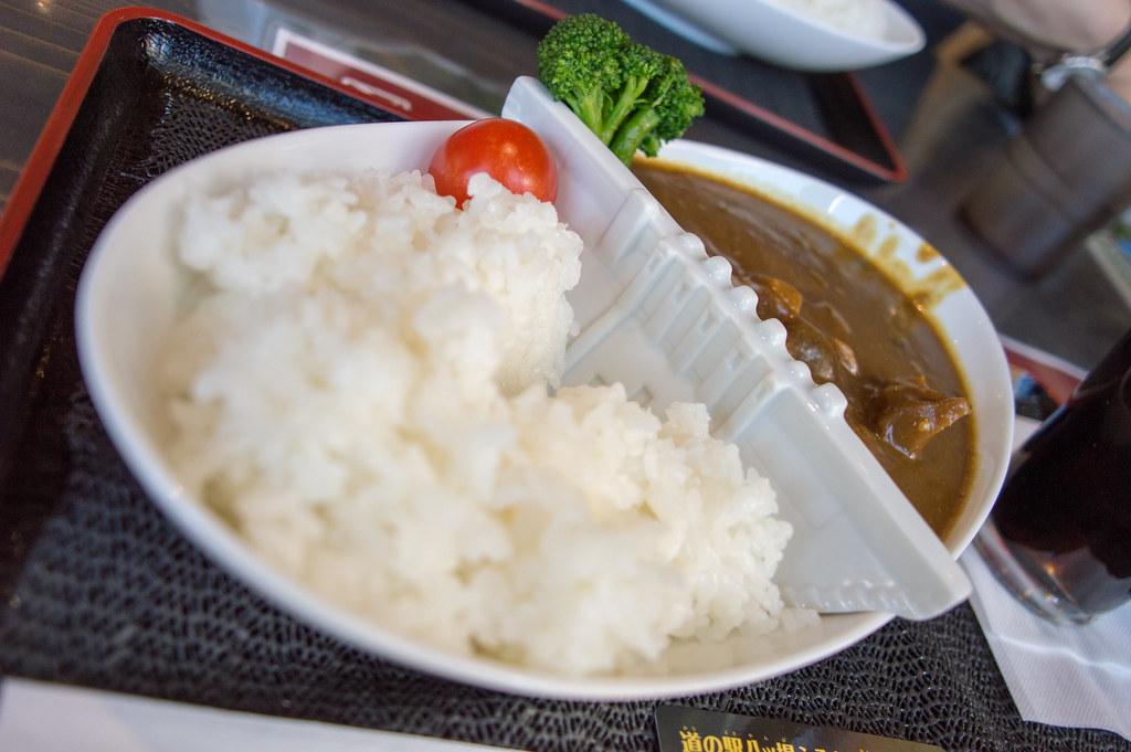 八ッ場ダムカレー / Yamba dam curry