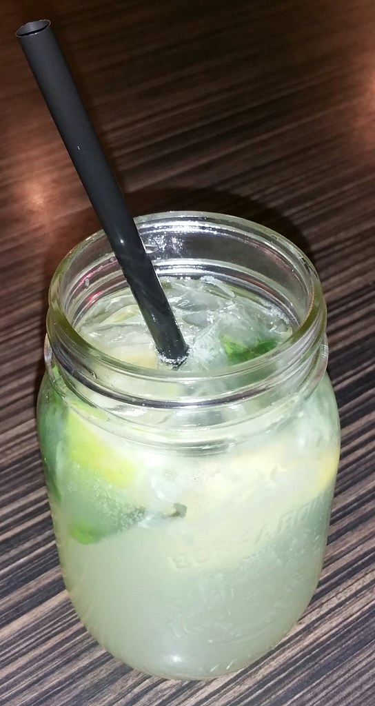 2016-Feb-18 Kaya Malay Bistro - cucumber lemonade