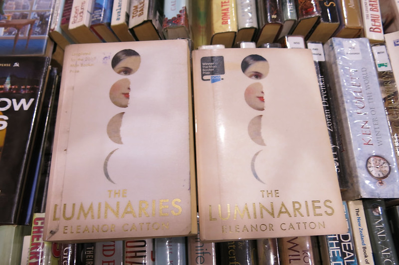 The Luminaries - Big Bargain Book Sale