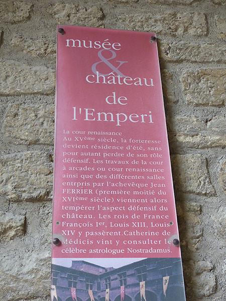 musée de l'emperi