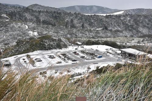 冷水坑雪景
