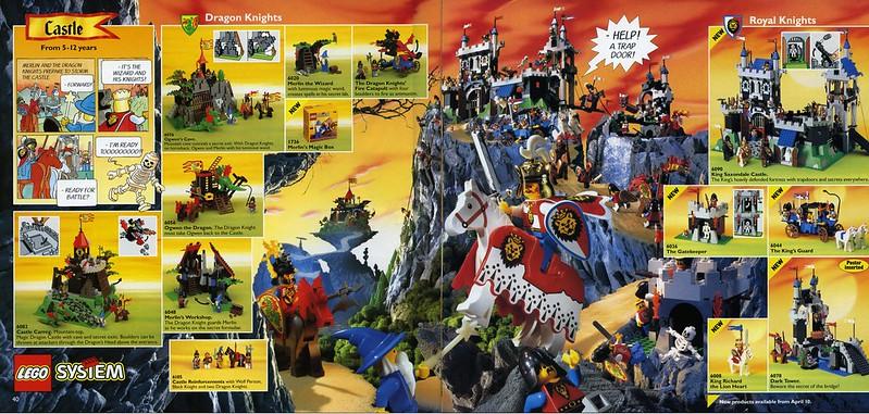 ThrowbackThursday: 1995 | Brickset: LEGO set guide and database