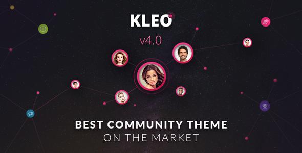 ThemeForest KLEO v4.0.1 - Next level WordPress Theme