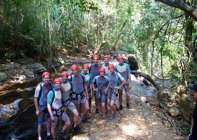 Canyoning, Abseiling and River Trip in Goa