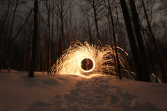 Fire Spinning 3